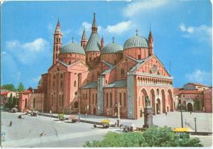 Italy, PADOVA, Basilica di S. Antonio, 1967 used Postcard