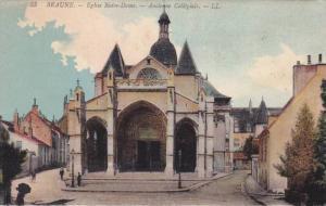 Eglise Notre-Dame- Ancienne Collegiale, Beaune (Cote d'Or), France, 1900-1910s