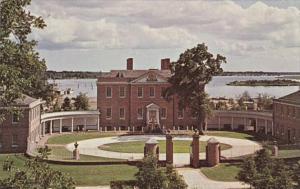 North Carolina New Bern Tryon Palace Restoration