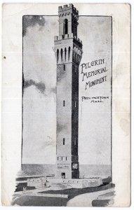 Provincetown, Mass, Pilgrim Memorial Monument