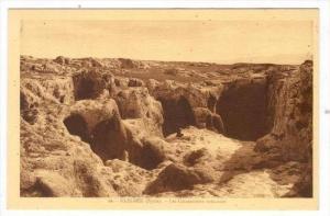 BAALBEK (Syrie now Lebanon), 1910s : Les Catacombes romaines