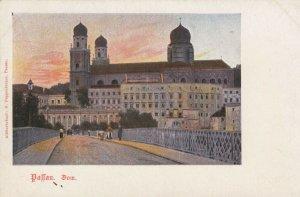 PASSAU , Germany, 1901-07 ; Dom