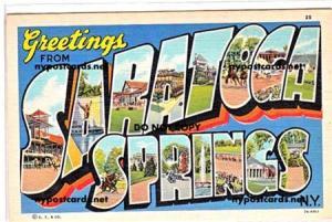 Saratoga Springs NY