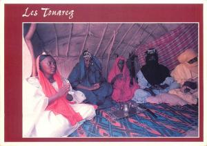 Berber ethnic Tuareg people