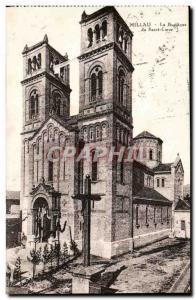 Old Postcard Millau Basilique du Sacre Coeur