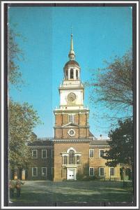 Pennsylvania, Philadelphia Independence Hall - [PA-147]