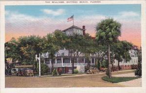 Florida Daytona Beach The Williams