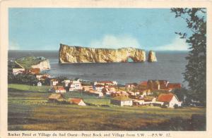 B5522 Rocher Perce et Village du Sud Ouset