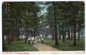 Plainfield, N.J., City Park