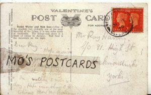 Genealogy Postcard - Harvey - High Street - Heckmondwike - Yorkshire - Ref 364B