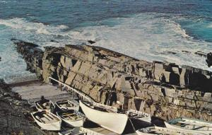 Pouch Cove,  St. John´s,  Newfoundland,  Canada,  40-60s