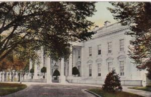 Washington D C White House 1913