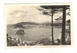RP San Sebastian, Spain, PU 1933, Harbour view