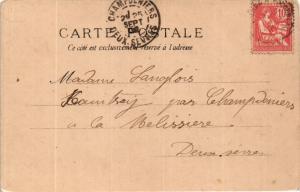 CPA Vieux Braconnier de Locronan FRANCE FOLKLORE (789397)