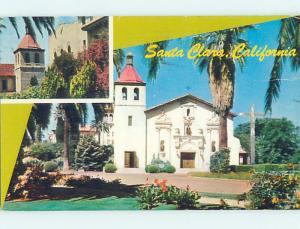 Pre-1980 SANTA CLARA UNIVERSITY Santa Clara California CA L7798