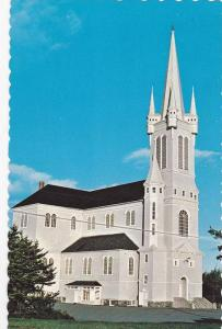 St. Mary's Roman Catholic Church, Eglise Ste. Marie, Church Point, Nova Scoti...