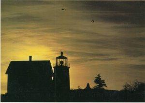 LIGHTHOUSE , Maine , 1999