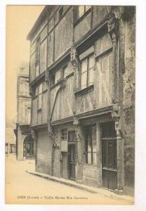 Gien, France, 00-10s   Vielle Maison Rue Gambetta