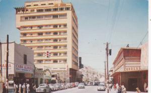 Calle Campillo, Hotel Fray Marcos De Niza, Post Office, Casa Almada, Etc., No...