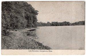 Georgetown, Mass, Lake Pentucket