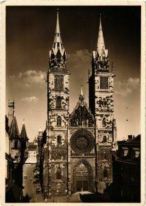 CPA AK Nurnberg- Lorenzkirche GERMANY (943191)