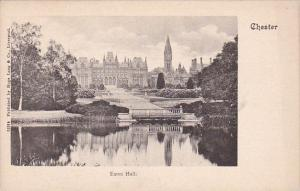 England Chester Eaton Hall