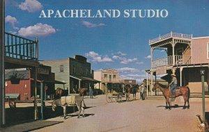 APACHELAND STUDIO , Arizona , 1950-60s ;