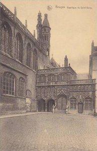 Belgium Bruges Basilique du Saint Sang