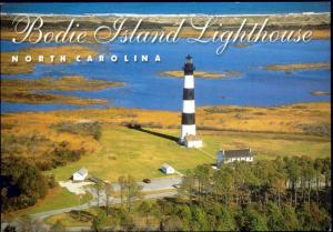 Bodie Island, North Carolina, Lighthouse (1980s)