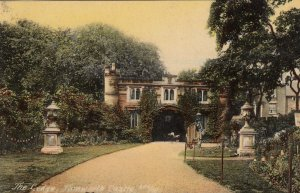 The Lodge , Tamworth Castle , UK , 00-10s