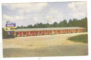 Exterior,Luxa-Lyn Motel, Columbus, Mississippi, PU-40-60s