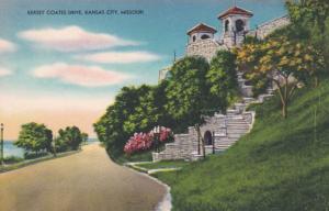 Missouri Kansas City Kersey Coates Drive