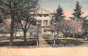 Frank Leslie Hotel Monticello NY 1907