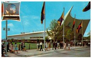 New York  Worlds Fair 1964 ,  General Motors Futurama Building