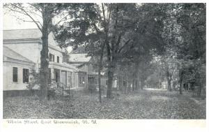 18926   NY  Greenwich  Main Street