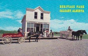 Canada Alberta Calgary General Store