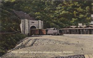 Indian Railways Railroad, 1907-15s; Train, BAROUGH