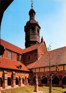 Hildesheim Tower and Cloister of the St Mauritius Church