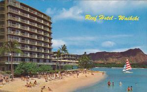 Hawaii Honolulu Reef Hotel Waikiki Beach