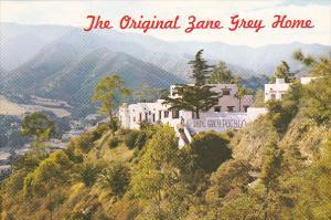 California Catalina Original Zane Grey Home Built In 1926
