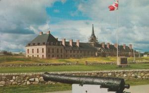 Fortress of Luoisbourg Nova Scotia Canada Postcard