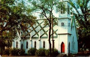 Missouri Ironton St Paul's Protestant Episcopal Church 1963