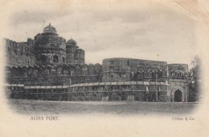 Agra Fort , India , 1904