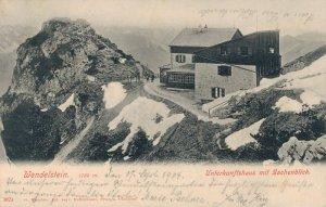 Germany - Wendelstein Unterkunft Haus mit Gachenblick 03.29