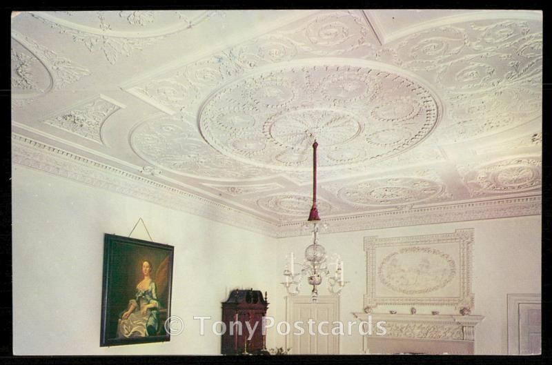 Kenmore - Ceiling in the Great Room