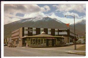 Whistlers Drug Store, Jasper National Park, Alberta,