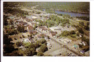 Aerial, Gravenhurst, Ontario,  Photo Henry Fry