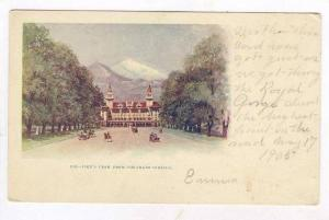 Pikes Peak, Colorado Springs, Colorado, 1905