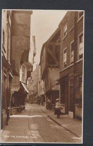 Yorkshire Postcard - The Shambles, York     HM271
