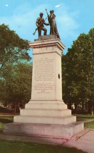 MS - Yazoo City. Confederate Monument